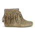 Ash Women's Spirit Suede Fringed Ankle Boots - Wilde: Image 1