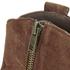 Ash Women's Isha Suede Heeled Cowboy Boots - Sigaro: Image 5