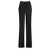 Diane von Furstenberg Women's Preston Trousers - Black: Image 1