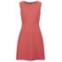 Diane von Furstenberg Women's Carrie Long Dress - Coral: Image 1