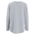Derek Rose Women's Devon Sweat Top - Light Grey: Image 3