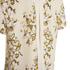 VILA Women's Corabell Short Sleeve Blouse - Sandshell: Image 3