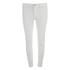 VILA Women's Commit Skinny Jeans - White: Image 1