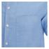Arpenteur Men's Pyjama Short Sleeve Shirt - Blue Pique: Image 4