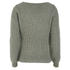 VILA Women's Match Wrap Jumper - Mermaid: Image 2