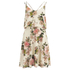 VILA Women's Flourish Spring Strap Dress - Pristine: Image 1