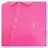 Polo Ralph Lauren Women's Julie Polo T-Shirt - Fuchsia: Image 3