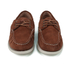 Polo Ralph Lauren Men's Bienne II Suede Boat Shoes - New Snuff: Image 4