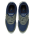 Polo Ralph Lauren Men's Ponteland Suede Sports Trainers - Museum Grey/Newport Navy: Image 2