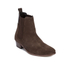 H Shoes by Hudson Men's Watts Suede Chelsea Boots - Brown: Image 5