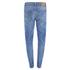 Nudie Jeans Women's Pipe Led Skinny Jeans - Crispy Pepper: Image 2