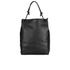Paul Smith Accessories Women's Medium Leather Paper Tote Bag - Black: Image 1