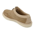 Bass Weejuns Men's Crepe Tie Reverso Suede Moccasins - Earth: Image 4