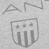 GANT Men's Tonal Shield T-Shirt - Light Grey Melange: Image 3
