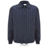 GANT Rugger Men's Pinstripe Coach Jacket - Shadow: Image 1