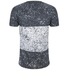Good For Nothing Men's Heath Speckle T-Shirt - Black: Image 2