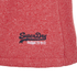 Superdry Men's Orange Label Tri Grit Sweat Shorts - Red Slub: Image 3