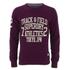 Superdry Men's Trackster Crew Sweatshirt - Fig: Image 1