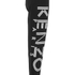 KENZO Women's Light Brushed Molleton Logo Joggers - Black: Image 3