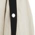 KENZO Women's Silk Blend Shantung Top - Ivory: Image 3