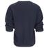 OBEY Clothing Women's Never Just Rock N Roll Sweatshirt - Navy: Image 6