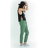 OBEY Clothing Women's Military Jet Set Pant - Army: Image 2
