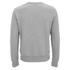 AMI Men's Market Print Crew Neck Sweatshirt - Heather Grey: Image 2