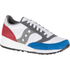 Saucony Men's Jazz 91 Trainers - White/Blue/Red: Image 2