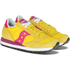 Saucony Women's Jazz Original Trainers - Yellow/Berry: Image 3