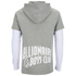Billionaire Boys Club Men's Big Arch Hoody with Contrast Sleeves - Heather Grey: Image 2