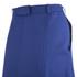 Carven Women's Midi Pleat Skirt - Navy: Image 5