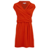 Carven Women's Jersey Mini Dress - Red: Image 1