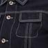 REDValentino Women's Cropped Denim Jacket - Blue: Image 3