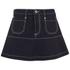 REDValentino Women's Mini Denim Skirt - Blue: Image 1