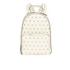 REDValentino Women's Eyelet Backpack - White: Image 1