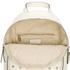 REDValentino Women's Eyelet Backpack - White: Image 4