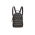 REDValentino Women's Mini Eyelet Backpack - Black: Image 1