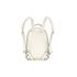 REDValentino Women's Mini Eyelet Backpack - White: Image 5