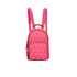 REDValentino Women's Mini Eyelet Backpack - Fuchsia: Image 1