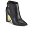 Ted Baker Women's Preiy Leather Heeled Ankle Boots - Black: Image 2