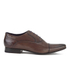 Ted Baker Men's Rogrr 2 Leather Toe-Cap Oxford Shoes - Brown: Image 1