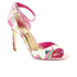 Ted Baker Women's Caleno Heeled Sandals - Encyclopedia Floral: Image 2