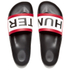Hunter Men's Original Slide Sandals - Black: Image 1