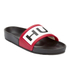 Hunter Men's Original Slide Sandals - Black: Image 3