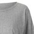 Helmut Lang Women's Wide Sleeve Scoop Top - Medium Heather: Image 3