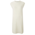 Helmut Lang Women's Cashwool Tunic Dress - Pearl: Image 1