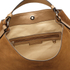 Coccinelle Women's Jessie Suede Hobo Bag - Tan: Image 4
