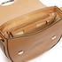 Coccinelle Women's Linea Crossbody Bag - Light Tan: Image 4