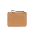 Coccinelle Women's Buste Leather Clutch Bag - Light Tan: Image 5
