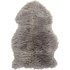 Royal Dream Large Sheepskin Rug - Grey: Image 4